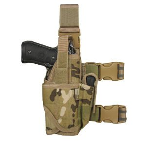 TTLH Multicam Tornado Tactical Leg Holster