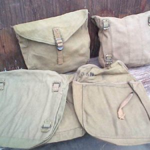 WW2 Mess Kit Bag