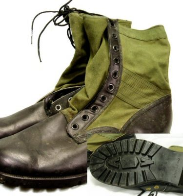 Jungle Boots, Vibram Sole
