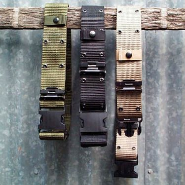 Pistol Belt, Enhanced LC-2 G.I.