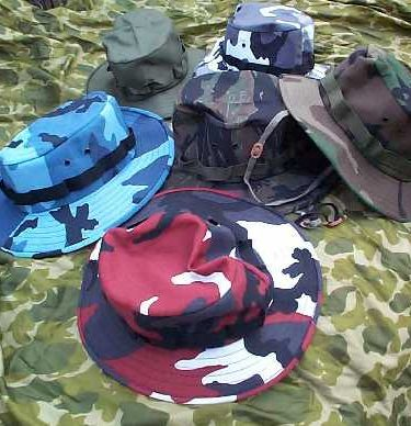 Boonie Hats, Civilian Copy