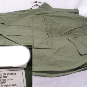 Vietnam Jungle Fatigues Rip Stop Pants