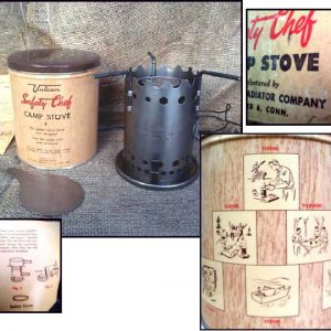 Vintage Camp Stove