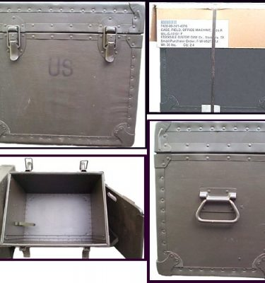 Military Transport Case
