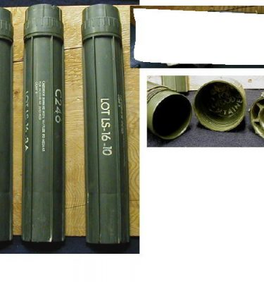 M1, M29 Mortar Case