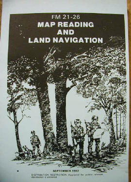 Map Reading & Land Navigation Manual