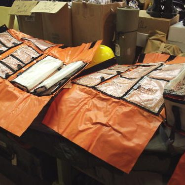 Swiss Emergency Medical Bag