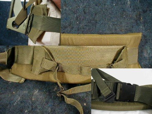 Hip Pad For Military ALICE Pack Frame