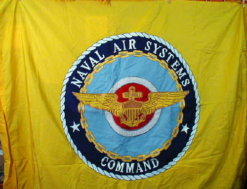 Naval Air Systems Command Flag