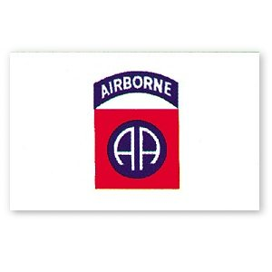 Flag 82nd Airborne 3' X 5'