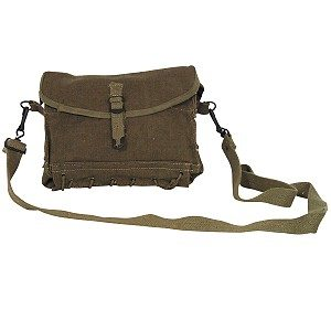 French Army Medical Corps Shoulder Bag