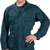 Bdu Navy Blue Shirt