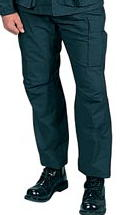 Bdu Navy Blue Trousers