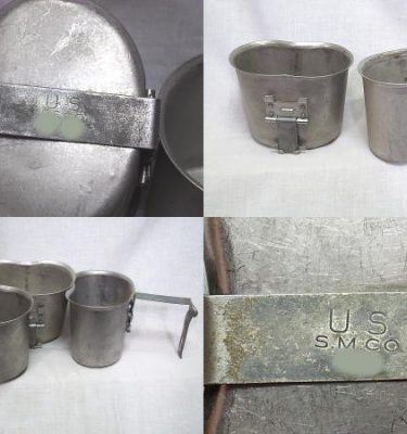 Canteen Cup, Ww2