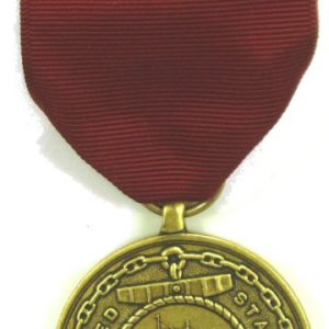 USN Good Conduct Medal Fsm