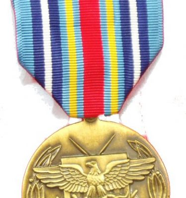 Expeditionary - Global War On Terror Medal