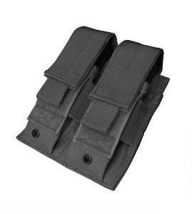 Molle Pistol Double Mag Pouch, MA23