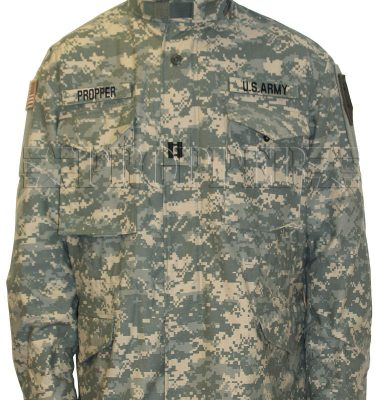 Acu Field Jacket With W/liner