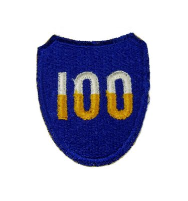 100th Infantry Color Patch
