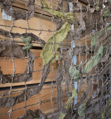 military surplus burlap military camo net