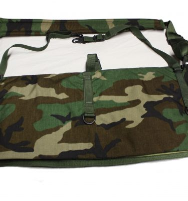 Woodland Camo Spare Barrel Bag