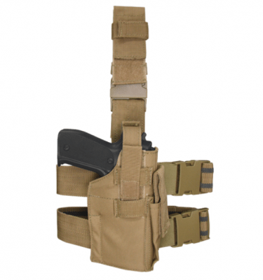 Tactical Leg Holster, TLH