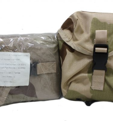 IFAK Carrier Pouch, 3 Color Molle