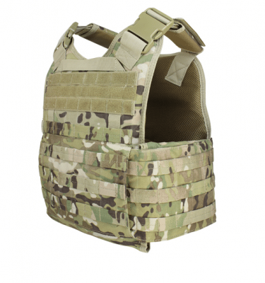 military surplus MOLLE Multicam Modular Plate Carrier MOPC