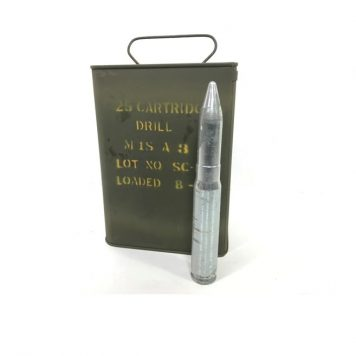 military surplus 20mm dummy shells