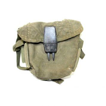 military surplus 20rd m16 mag pouch nylon