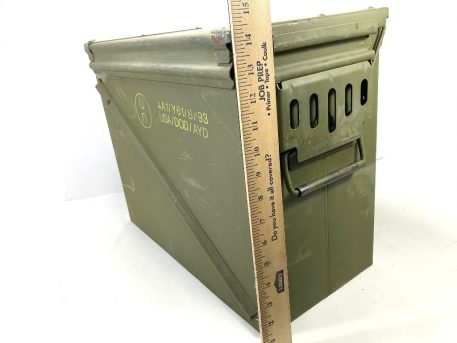 30mm ammo box can