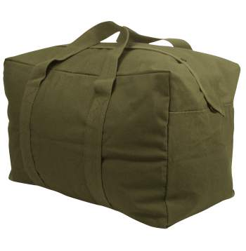 military surplus parachute kit bag