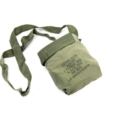 1 pocket olive drab 7.62 bandoleer