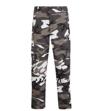BDU City Camo Trousers, Rs