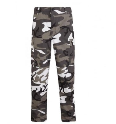 BDU City Camo Trousers, Rs