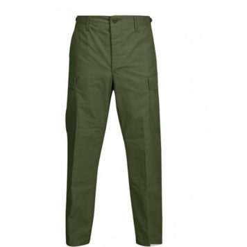 BDU Olive Drab Trousers, Ripstop