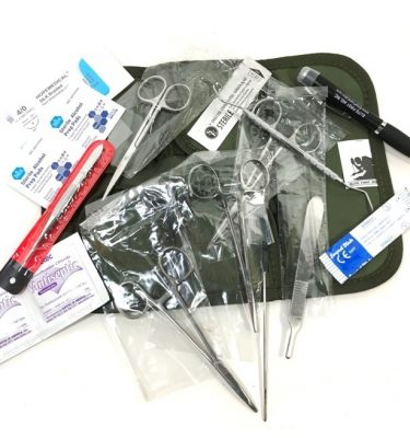 surgical field kit