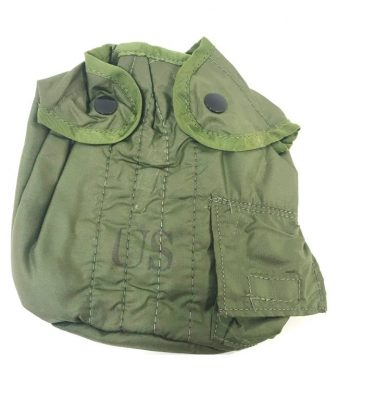 military surplus vietnam nylon canteen cover