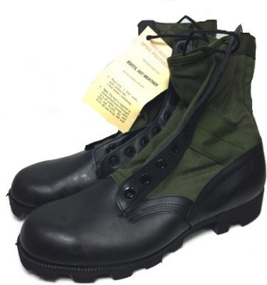 military surplus vietnam jungle boots