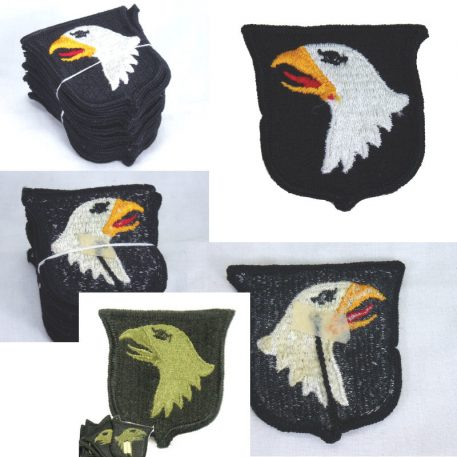military surplus 101st airborne patch