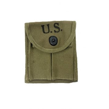 m-1 carbine buttstock pouch for rifle dark khaki