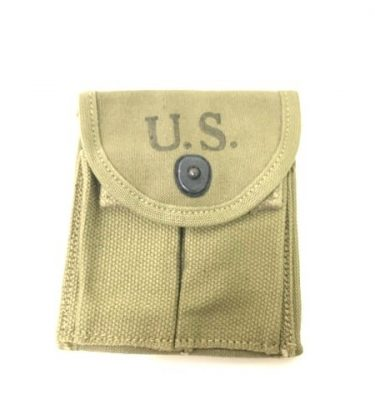 M-1 CARBINE BUTTSTOCK POUCH, NEW
