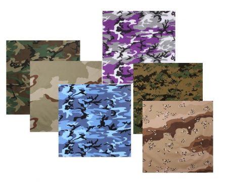 military bandanas