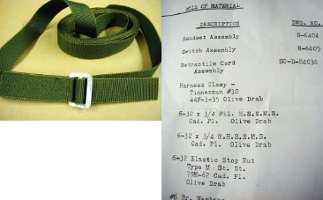military surplus nylon strap