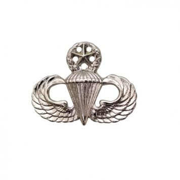 Airborne Jump Wings, Master