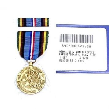 Armed Forces Expeditionary Medal full size