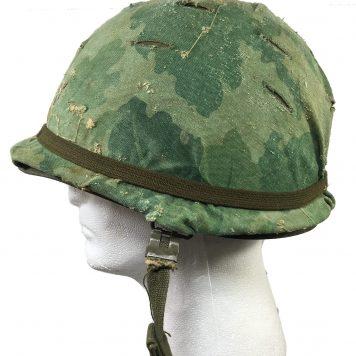 military surplus vietnam era army m-1 helmet