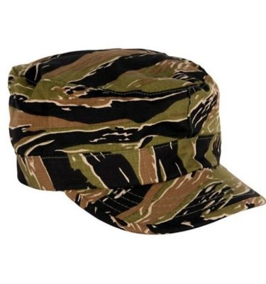 military surplus bdu cap army tigerstripe