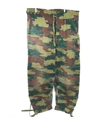 military surplus belgian jigsaw camo pants