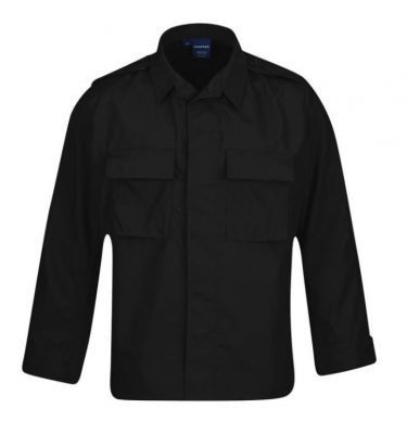 black bdu shirt propper military surplus